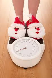 christmas weigh in